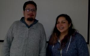 Estudiantes: Daniela Pérez Oses y Pedro Matamala Núñez